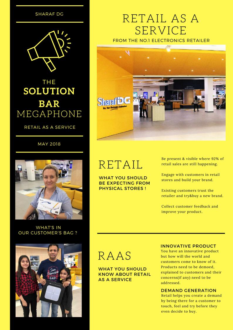 Retail As A Service