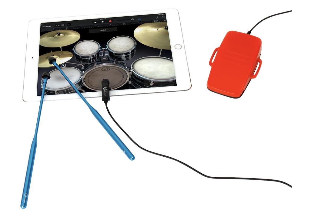 TOUCHBEAT Smart Drum Kit 1