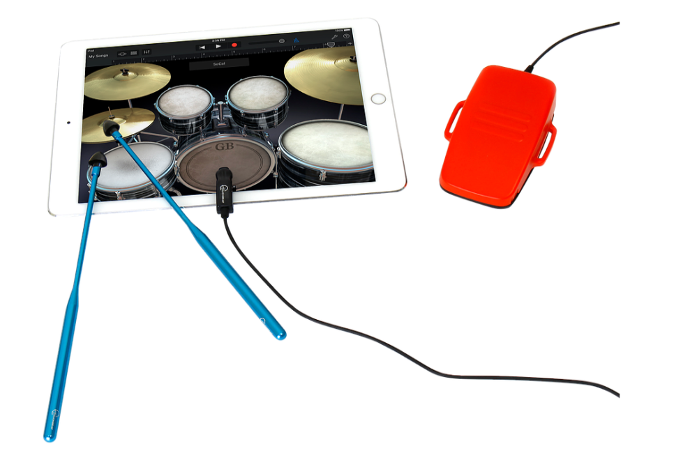 TOUCHBEAT Smart Drum Kit 1