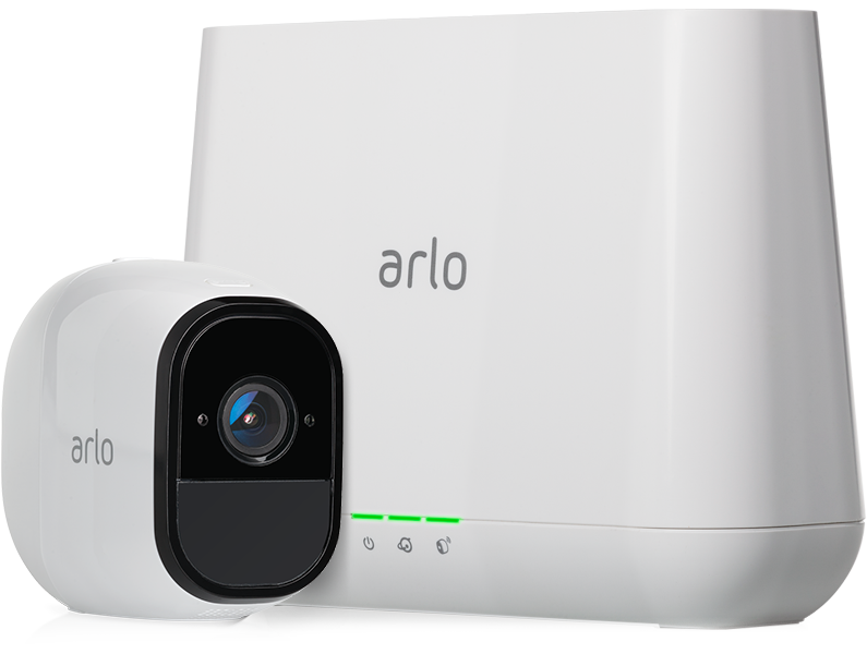 Netgear's Arlo Pro 1